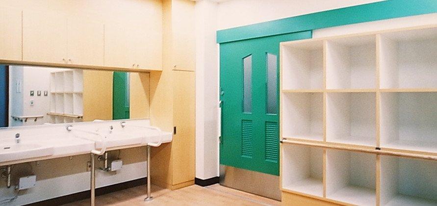 「脱衣室」イメージ