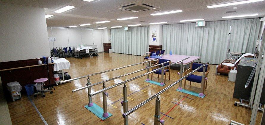 「機能訓練回復室」イメージ