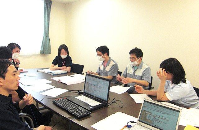 「栄養会議」イメージ